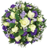 Posy in Lilac and Lemon